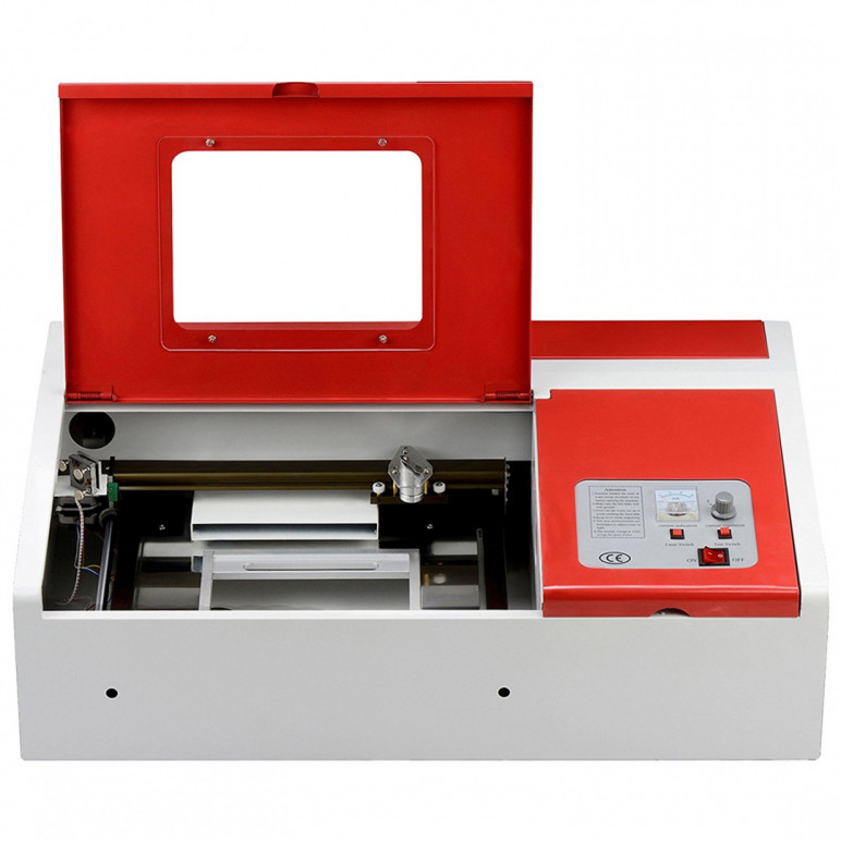 Image of Laser Cutter/Engraver & AIO Machine Buyer's Guide: SUNCOO 40w CO2 Laser Engraver