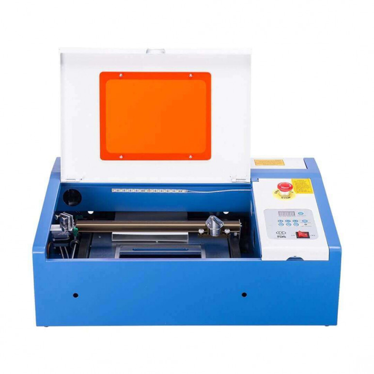 Image of Laser Cutter/Engraver & AIO Machine Buyer's Guide: Orion Motor Tech Laser Engraver