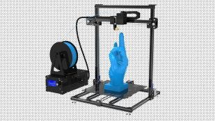 Featured image of HC Maker 7 3D Printer: Review the Specs and Features
