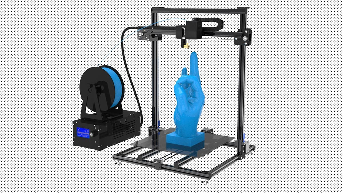 HC Maker 7 3D Printer: Review the Specs and Features | All3DP