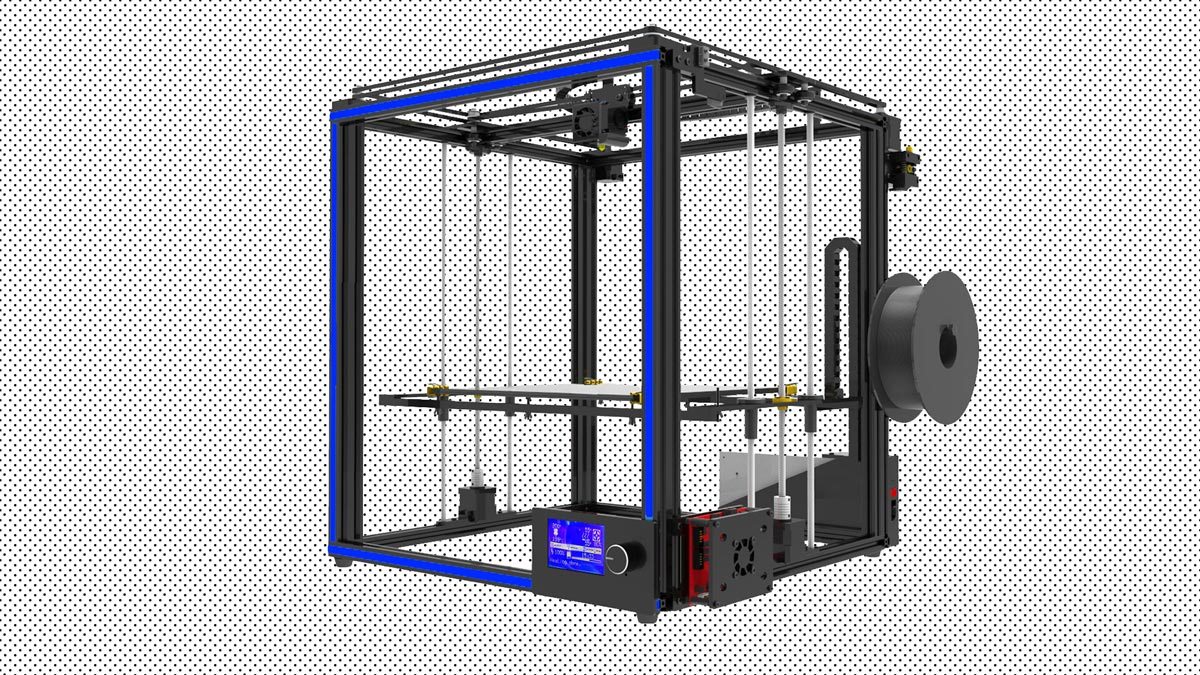 Featured image of Creality Ender 4 – Review the Specs of this 3D Printer