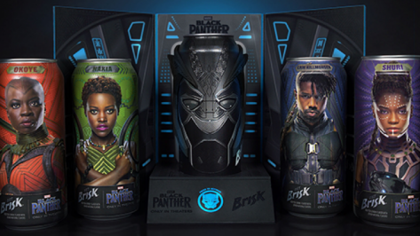 Featured image of Pepsi and Protolabs 3D Print Black Panther Masks for Collector's Edition Soda Cans