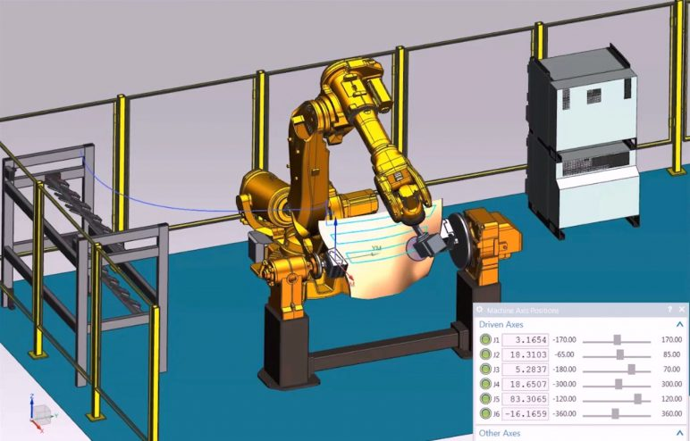 Image of Best CAM Software for SolidWorks, AutoCAD & Co: Siemens NX CAM