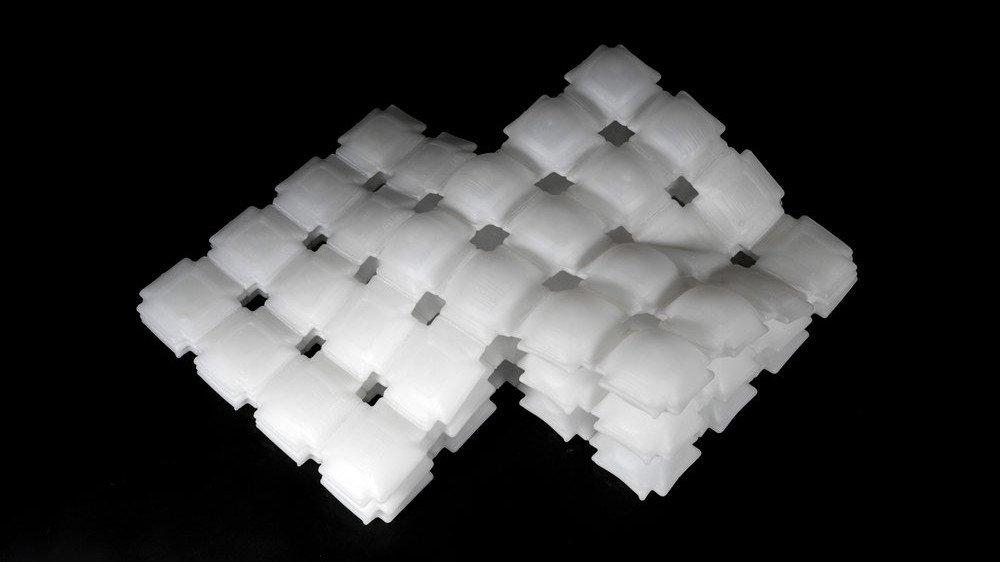 "MIT and BMW Develop ""Liquid Printed Pneumatics"" for Inflatable Car Interiors 