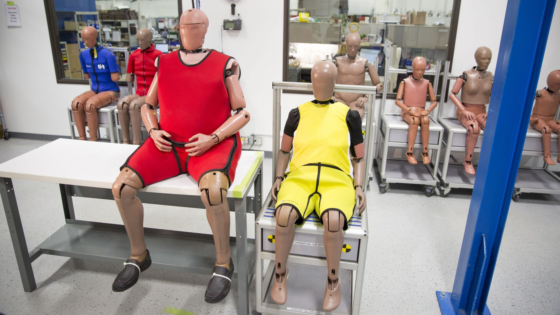 Humanetics is 3D Printing Crash Test Dummies That Resemble Elderly People | All3DP