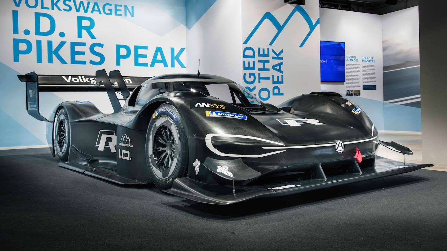 Volkswagen Uses 3D Printing for Pikes Peak Hill Climb Supercar | All3DP