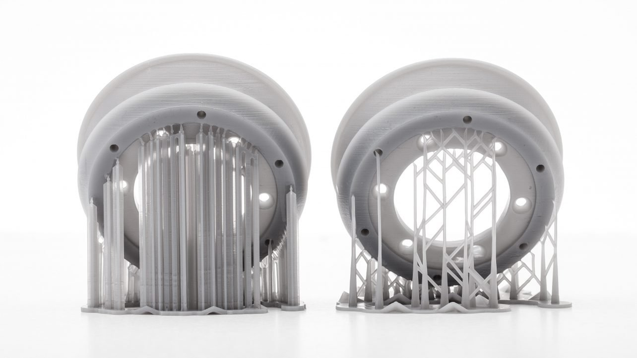 Featured image of 3D Printing Supports – 3 Easy Steps to Success