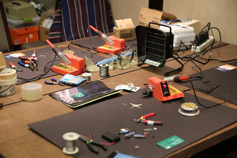 Image of: Services: Makerspaces