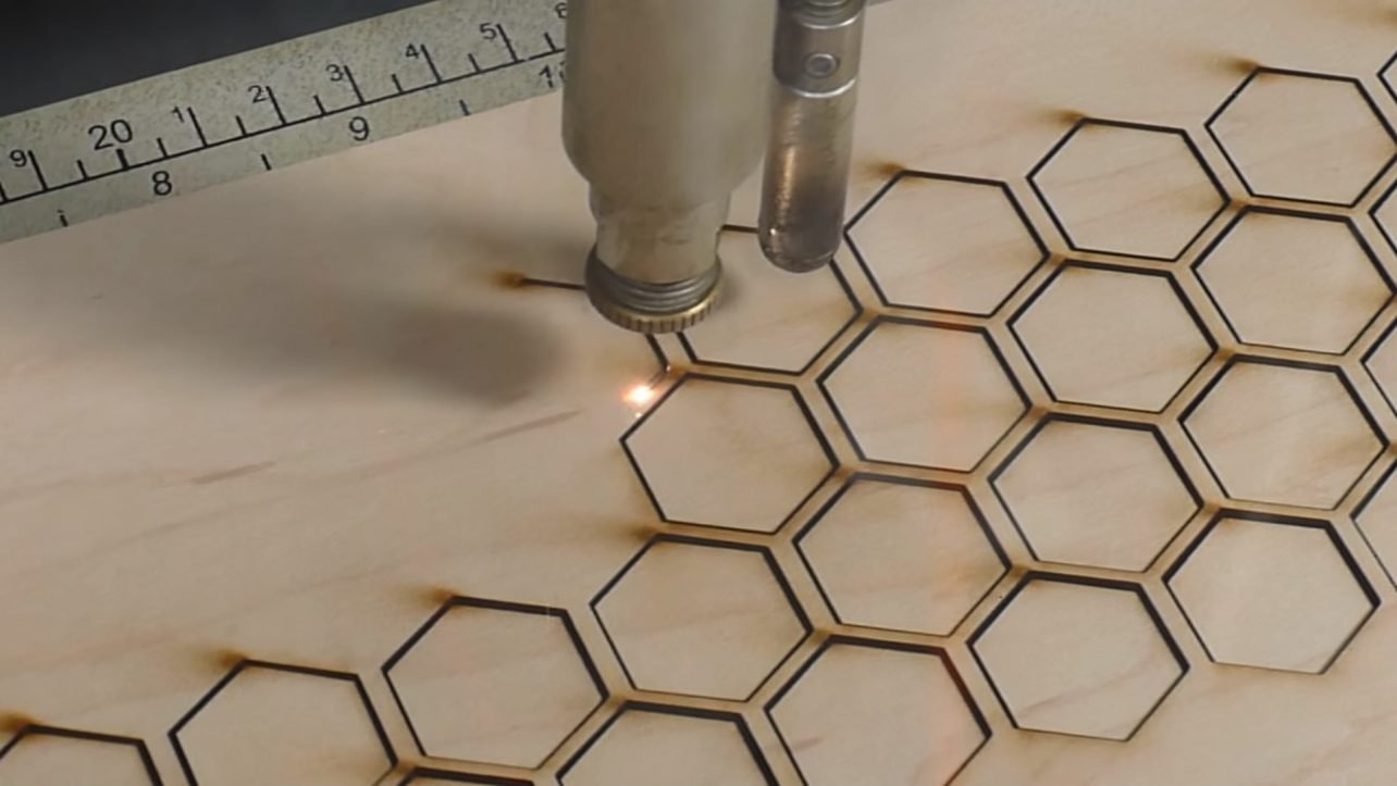 Featured image of Laser Cutting Wood – How to Laser Cut Wood
