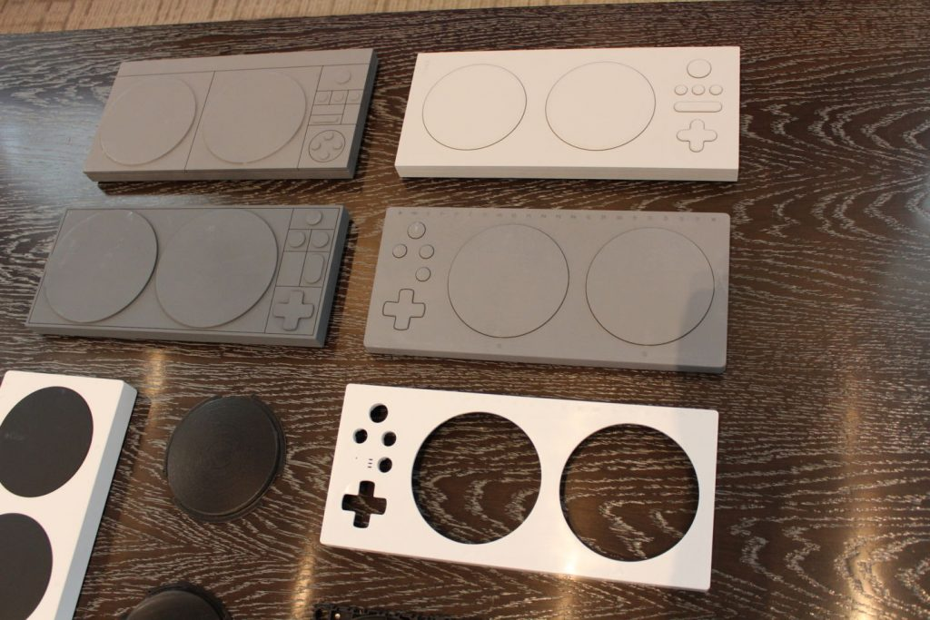 3D printed Xbox Adaptive Controller