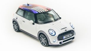Featured image of BMW Mini Commemorates Royal Wedding with Unique Car Design