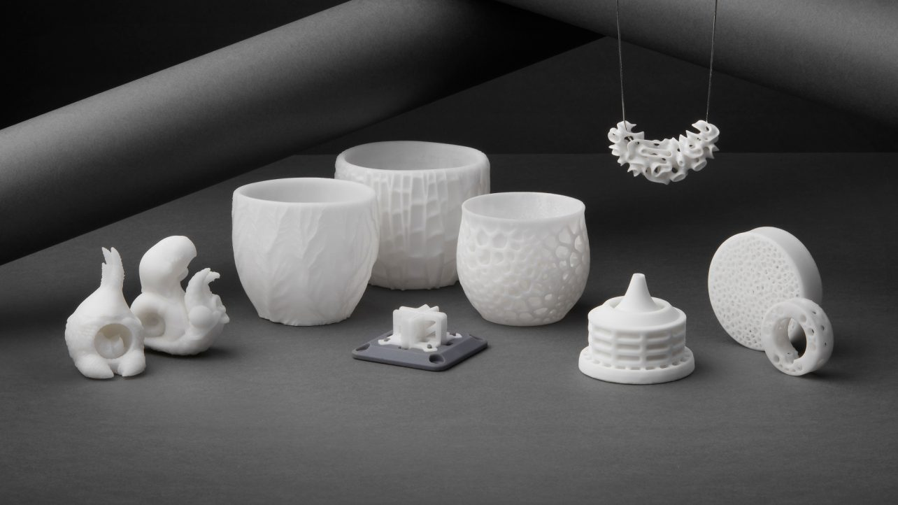 Featured image of Experimental Ceramic Resin for the Form 2 Now Available