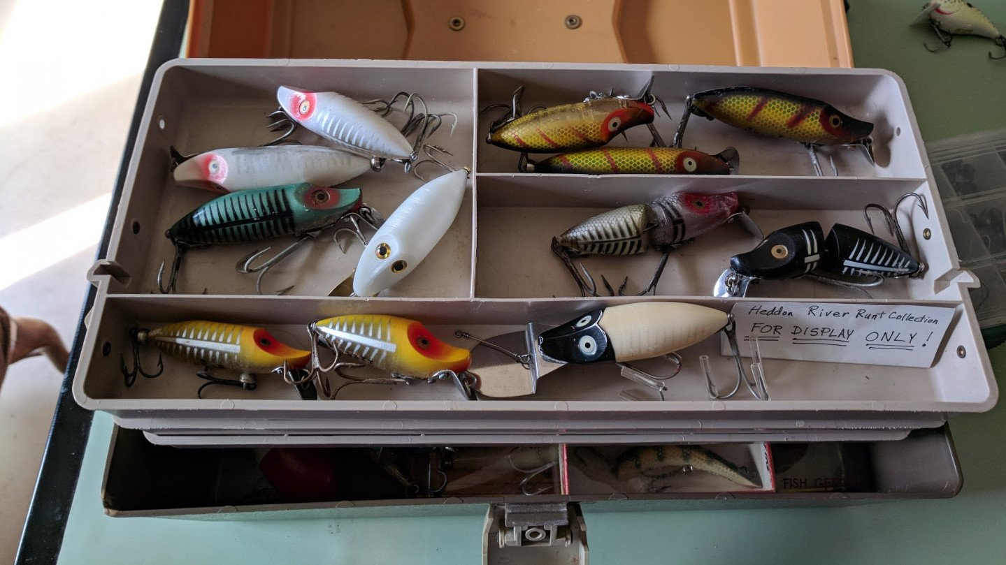 Blogger 3D Prints Replicas of Collectible Fishing Lures | All3DP