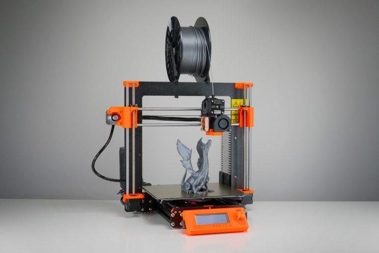 Image of Best Cheap 3D Printer Priced Under $1000: Prusa i3 MK3