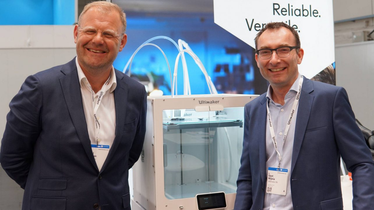 Featured image of Interview with Ultimaker: Looking at the Ultimaker S5 and Shift Towards Professional Market