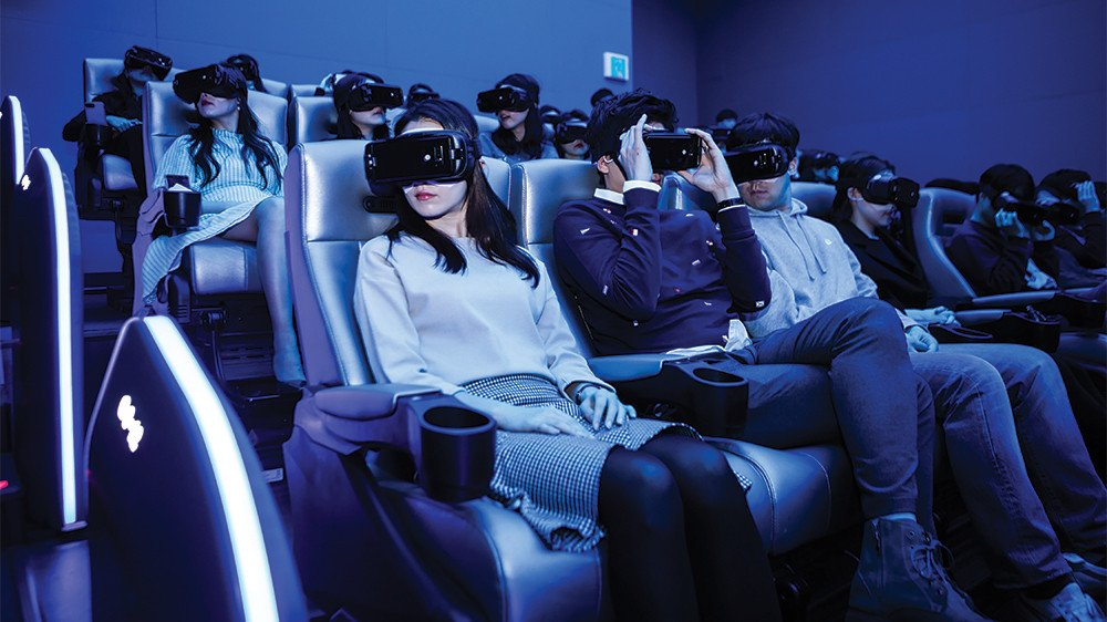 South Korea Develops Virtual Reality Movies for Cinema-Goers | All3DP