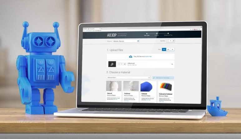 Compare the best 3D printing services here!