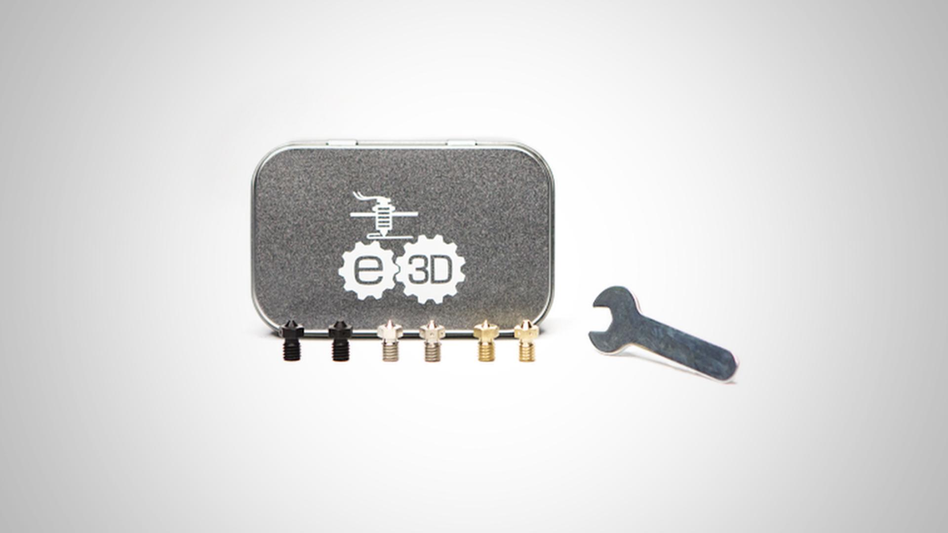 [DEAL] Save Big on E3D 3D Printer Upgrades at MatterHackers | All3DP