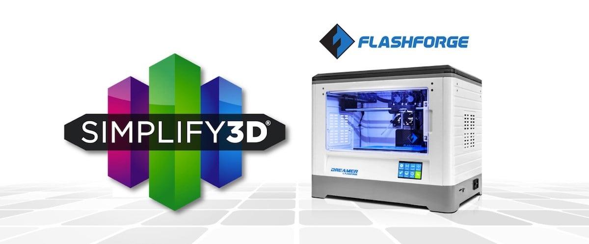 flashforge simplify3d