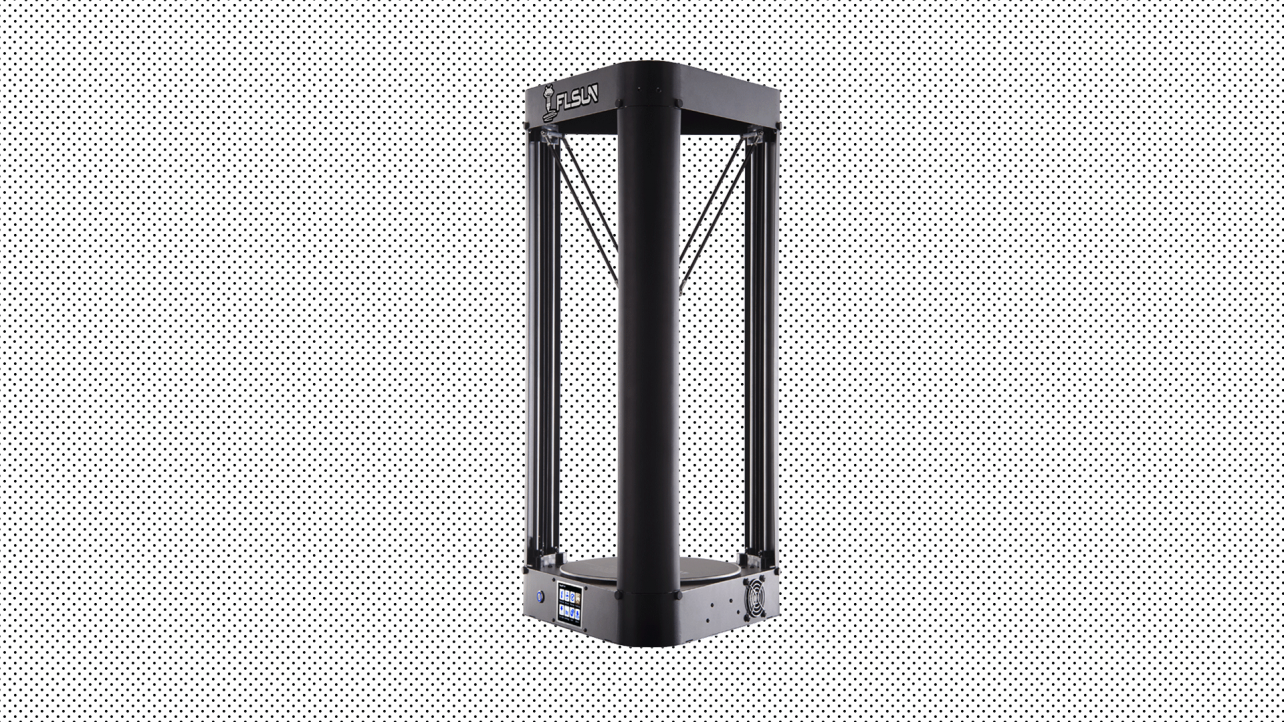 Featured image of FLSUN QQ 3D Printer: Review the Specs and Features