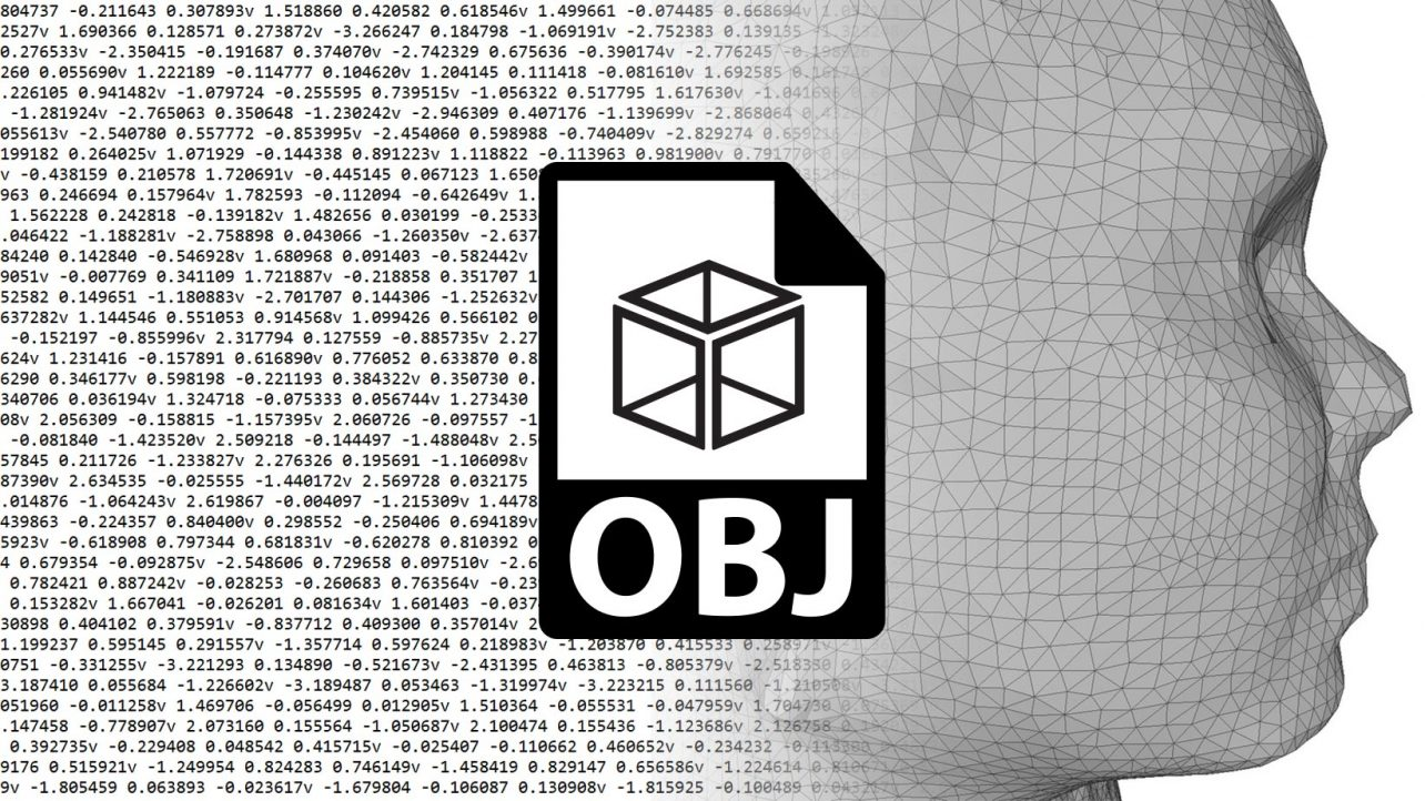OBJ File Format – Simply Explained for CAD and 3D Printing | All3DP