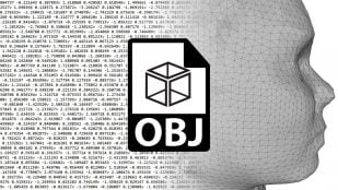 Featured image of OBJ File Format – Simply Explained for CAD and 3D Printing
