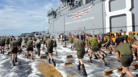 Featured image of US Navy Awards GE $9 Million Contract for 3D Printing Research