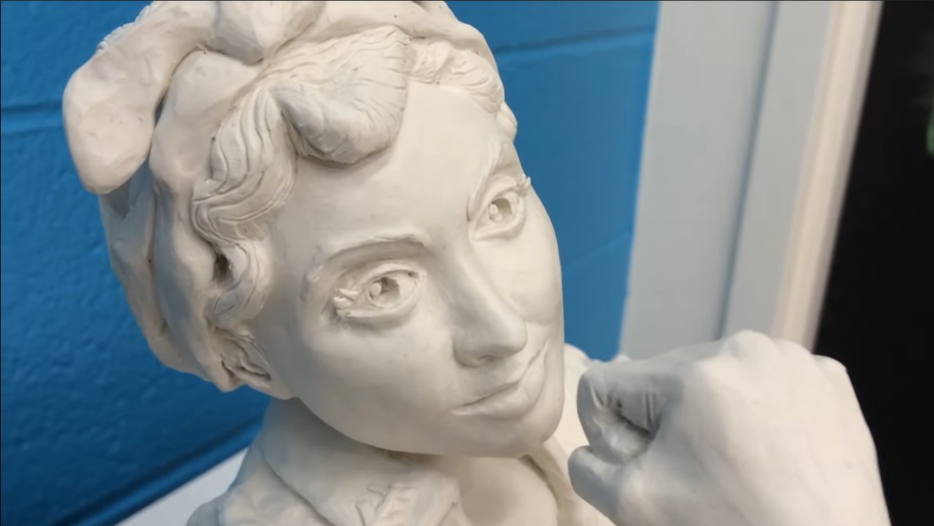 Take Part in 3D Printing a Massive Rosie the Riveter Sculpture | All3DP