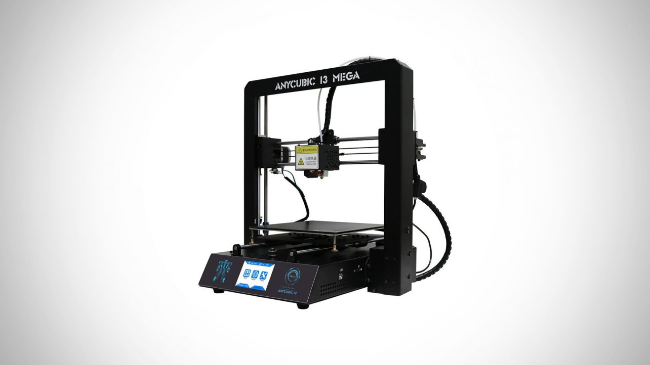 Featured image of [DEAL] Save $55 on Anycubic's i3 Mega Ultrabase 3D Printer