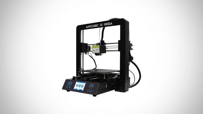 Image of Anycubic i3 Mega vs. Anycubic Mega-S – 3D Printer Shootout: Specs and Overview: Anycubic i3 Mega