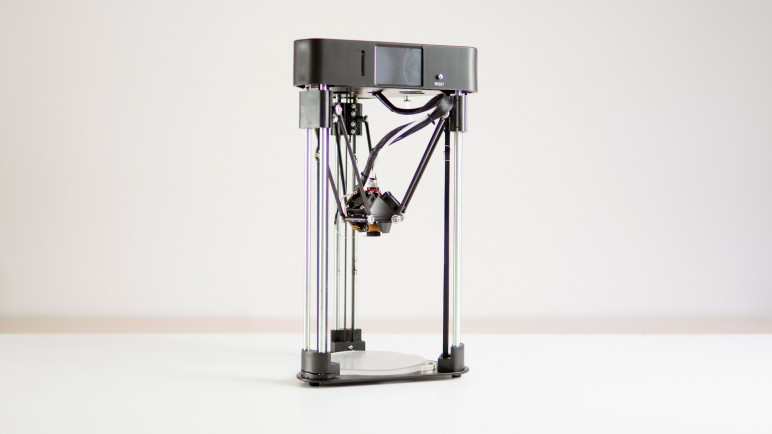 Image of Delta 3D Printer: BIQU Magician