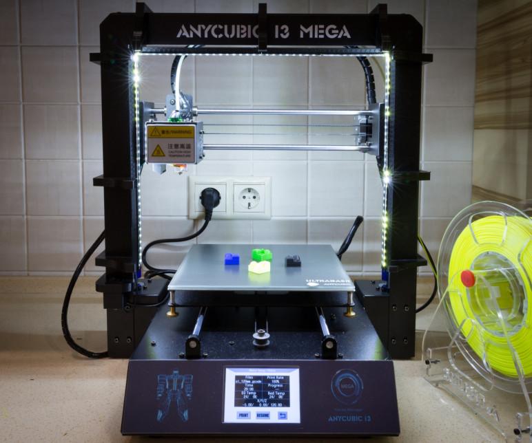 Image of Anycubic i3 Mega: Mejor impresora 3D por menos de 300 €