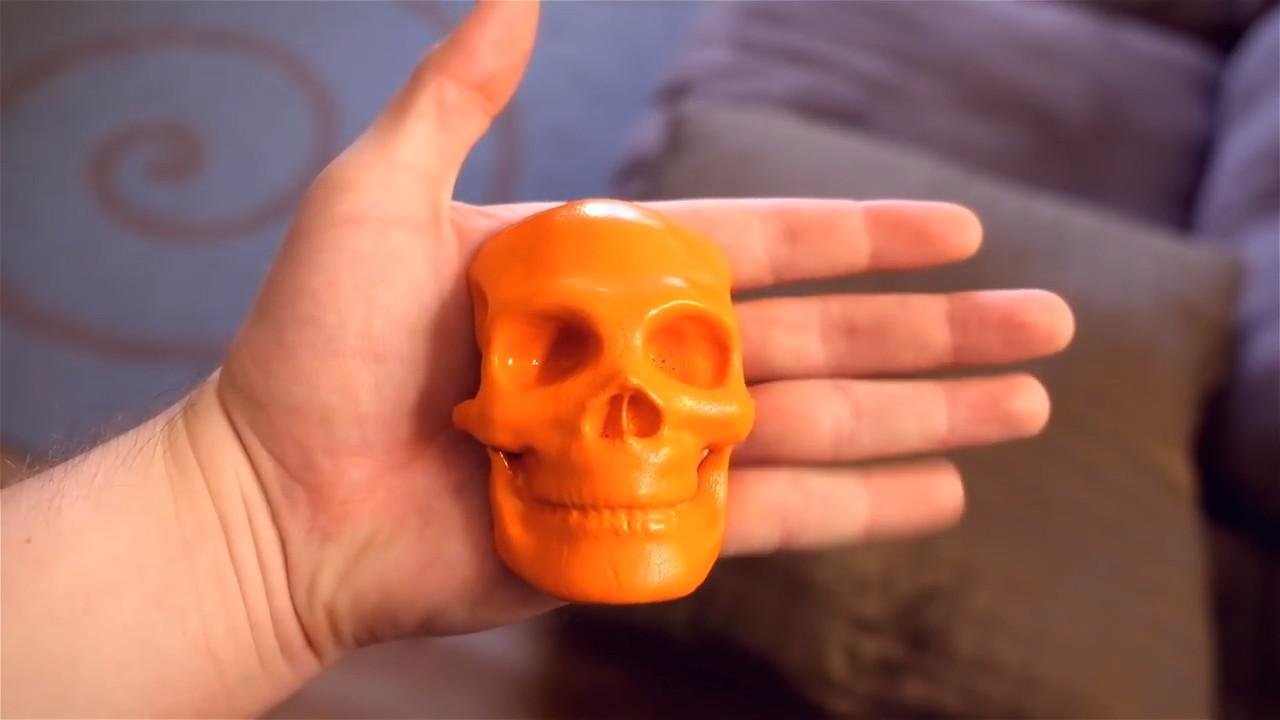 Echt cool: PLA-3D-Drucke ohne Schleifpapier glätten! | All3DP