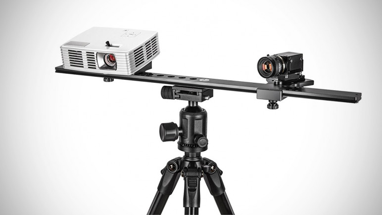 Image de Scanner 3D - Les meilleures machines de numérisation 3D: Scanner HP Pro S3 à lumière structurée