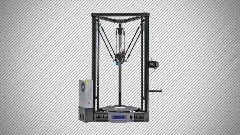 Image of Delta 3D Printer: Anycubic Kossel Linear Plus