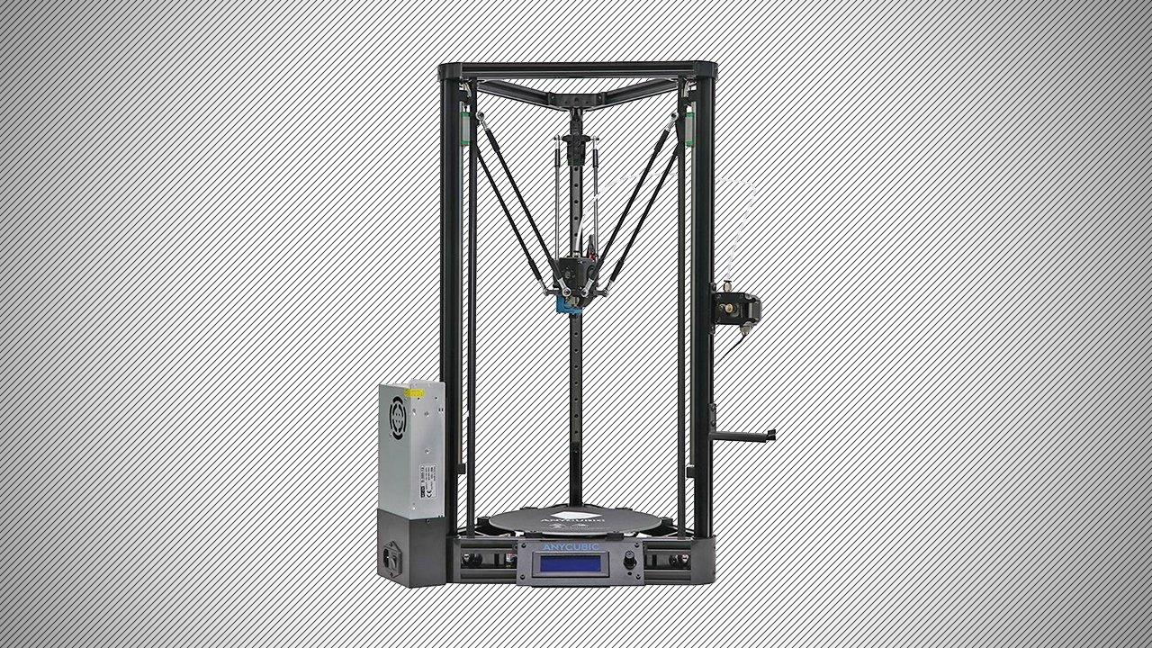 Anycubic Kossel Linear Plus: Review the Specs | All3DP