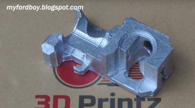 Watch this YouTuber Cast an Extruder Body in Aluminum | All3DP