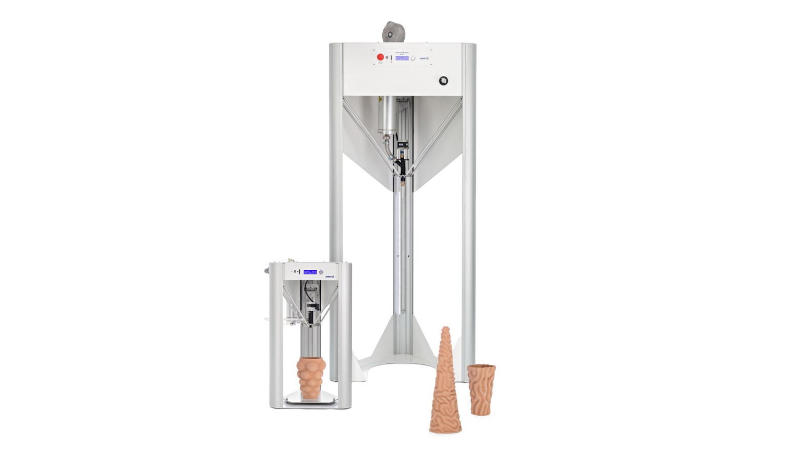 Wasp Launches 2 New Ceramic 3D Printers | All3DP