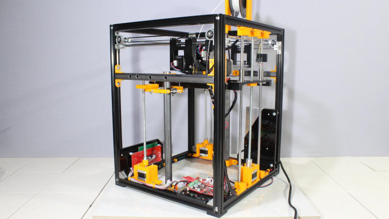 Image of The Best Tronxy X5S Upgrades and Mods: Z-Axis Modification