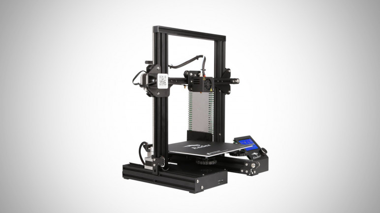 Image of Best Cheap 3D Printer Priced Under $200: Creality Ender 3