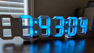 Featured image of Weekend Project: 3D Print a Sleek 7-Segment LED Clock