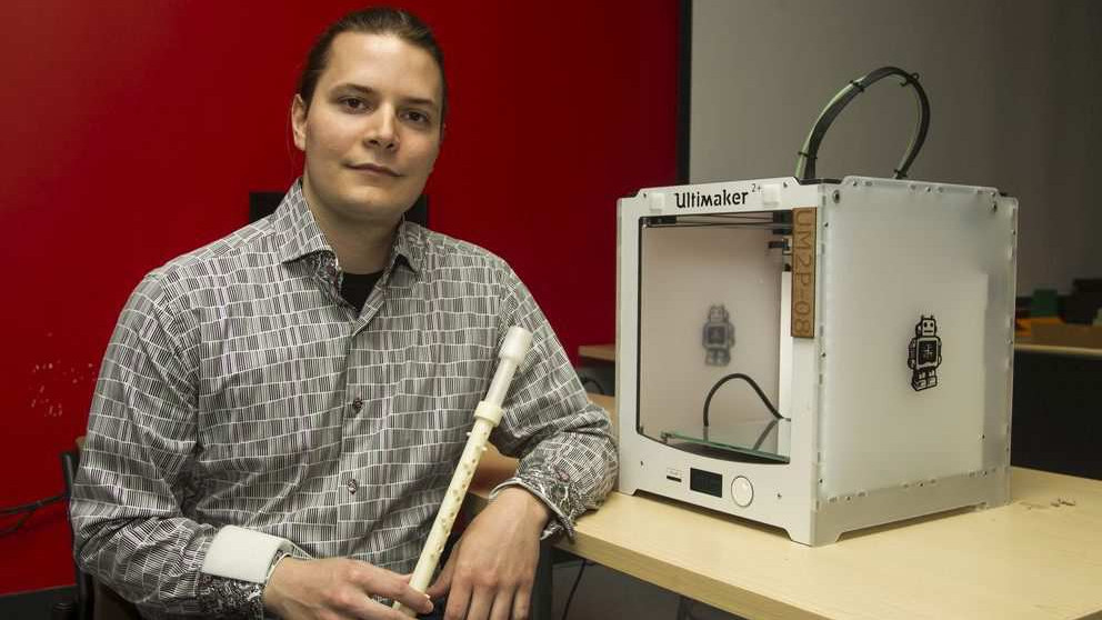 Ottawa Symphony Orchestra Incorporate 3D Printed Instruments into Classical Music | All3DP