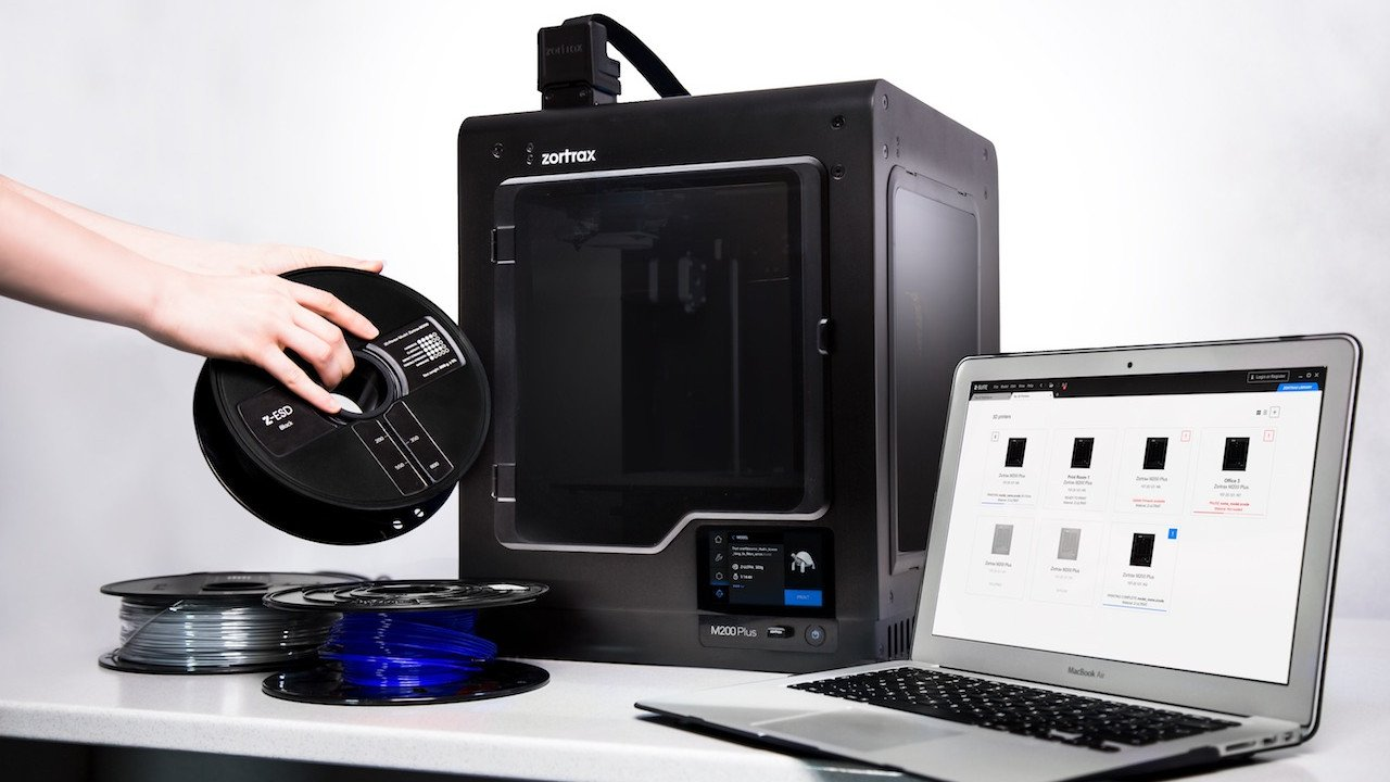 Zortrax M200 Plus: Professional Wi-Fi 3D Printer | All3DP
