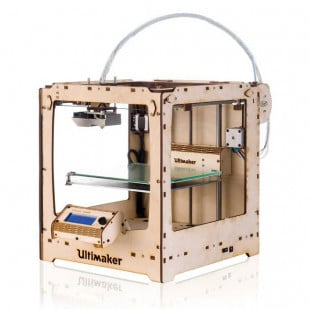 Product image of Ultimaker Original+ 3D printer kit