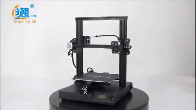 Featured image of Impresora 3D Creality CR-20: datos esenciales