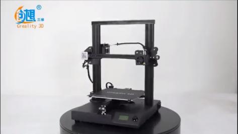 Image de l'en-tête de Imprimante 3D Creality CR-20 : caractéristiques et points-clés