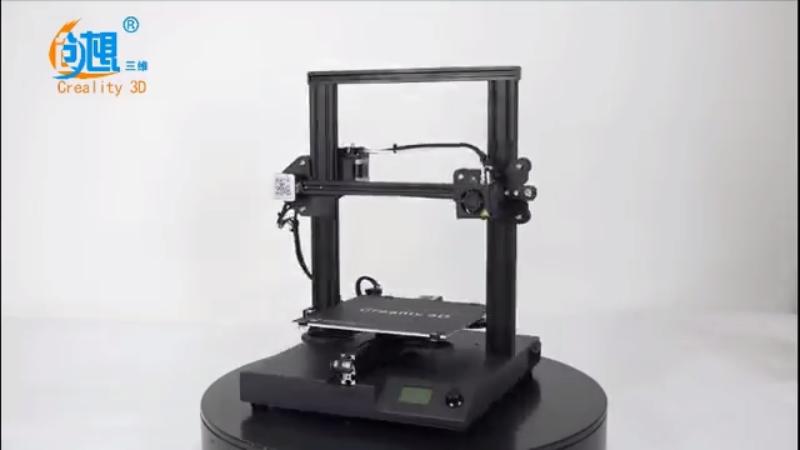Imprimante 3D Creality CR-20 : caractéristiques et points-clés | All3DP