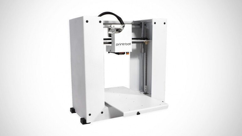 Image of Best 3D Printers for Schools & Education: Printrbot Play V2
