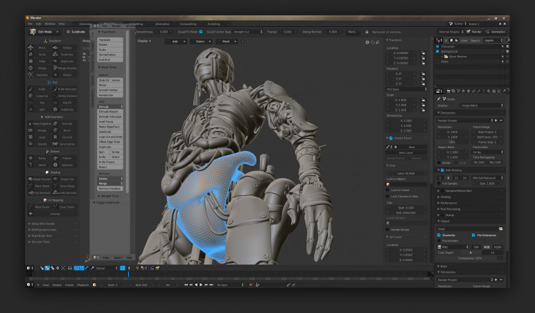6 Best 3D Sculpting Software Tools in 2019 (3 Are Free) | All3DP