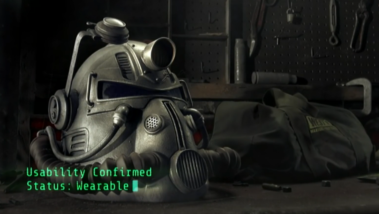 """Featured image of Get """"Fallout 76"""" T-51 Power Armor Helmet Now and for Free"""